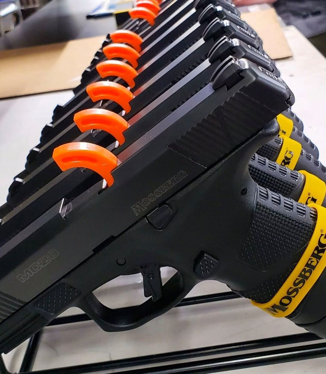mossberg opens a new office