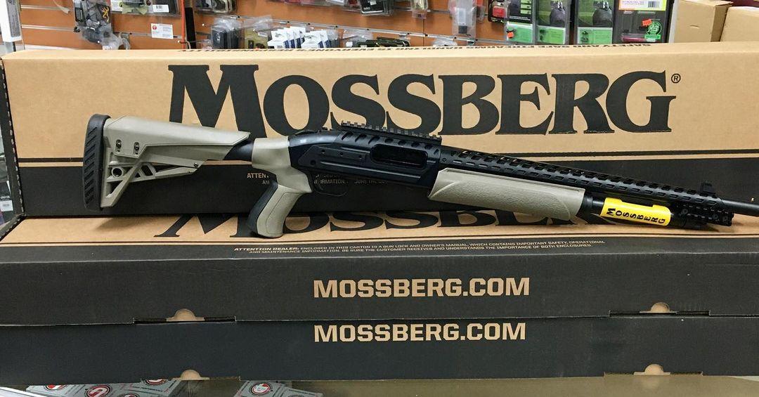 mossberg 550 still selling