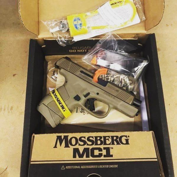 Mc1sc cross bolt safety fde