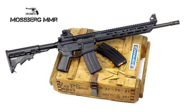 MMR Carbine Rifle